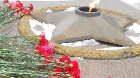 В Семилуках к 9 Мая загорится вечный огонь