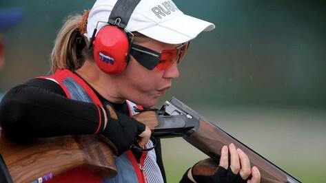 Воронежская спортсменка стала четвертой на первом этапе Кубка России по стендовой стрельбе
