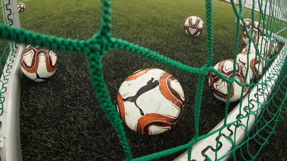 Команда академии воронежского «Факела» завершила свой первый турнир