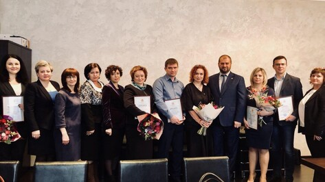 Сотрудники РИА «Воронеж» получили благодарности губернатора