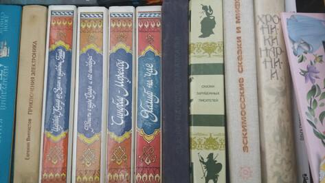 Воронежские библиотекари поговорят с прохожими о сказках