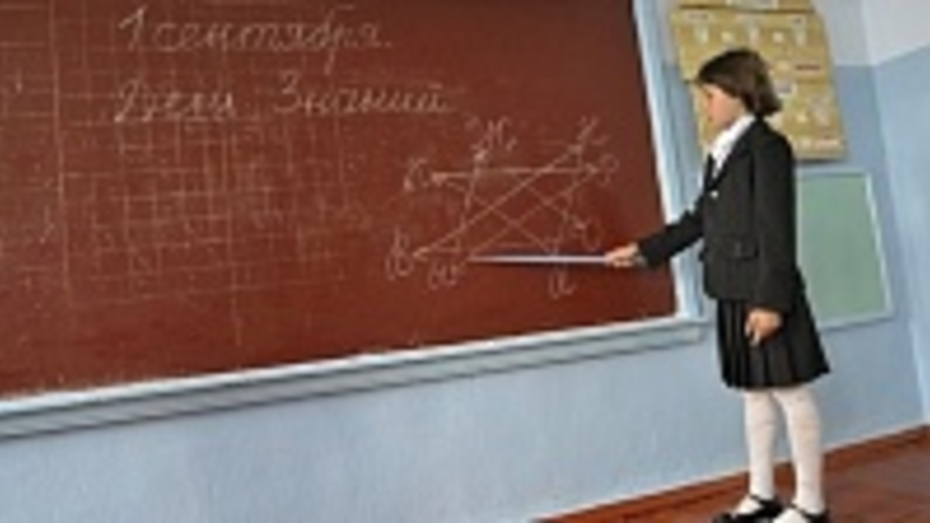 В Воронежской области в День знаний в школы отправятся 20,5 тыс первоклассников