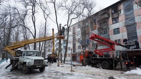 Три подъезда воронежской пятиэтажки признали пригодными для проживания