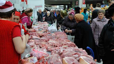 Губернатор поручил мониторить цены крупных воронежских производителей