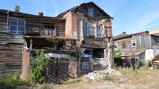 В павловском селе Воронцовка расселили 2 аварийных дома