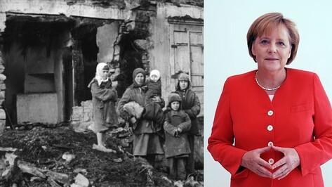 Малолетняя узница фашистких лагерей из Воронежа хочет написать письмо Ангеле Меркель