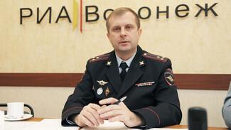 Начальник областной ГИБДД ответит на вопросы читателей РИА «Воронеж»
