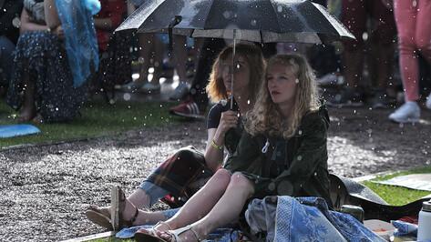 В Воронеже выходные будут теплыми и дождливыми