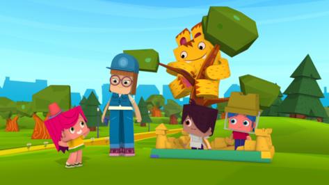 Мультсериал «Йоко» покажут на детском телеканале в Испании
