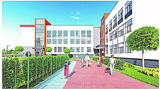 Новая школа. В селе Семилуки решили вопрос со строительством учебного заведения