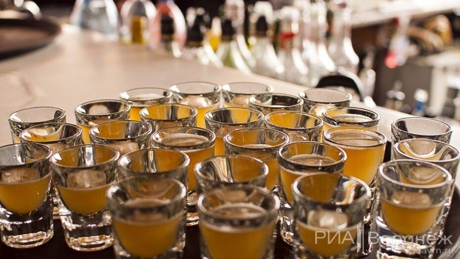 В Воронежской области кафе оштрафовали за торговлю контрафактным алкоголем