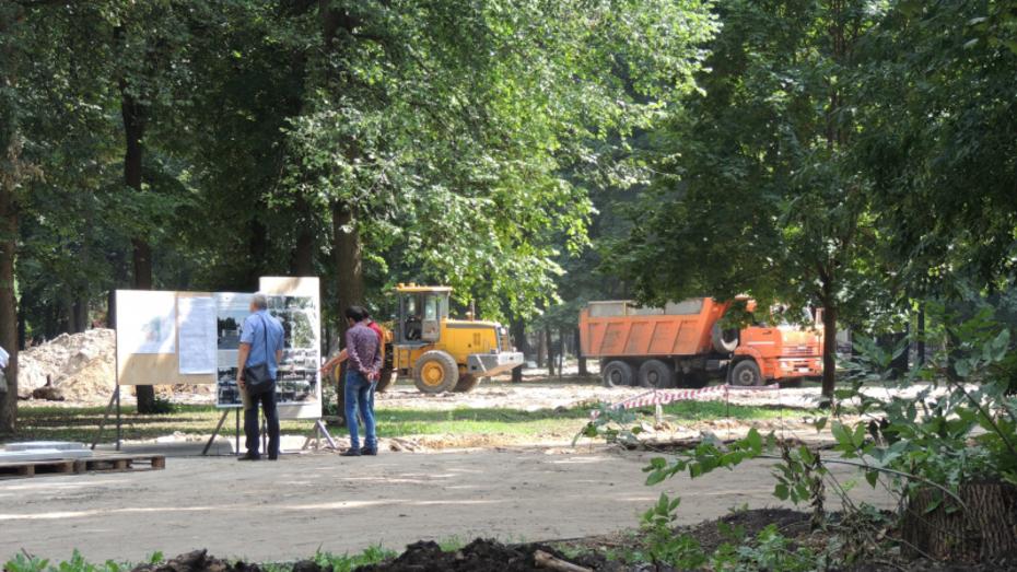 Обновленный парк «Орленок» откроется в Воронеже 1 сентября