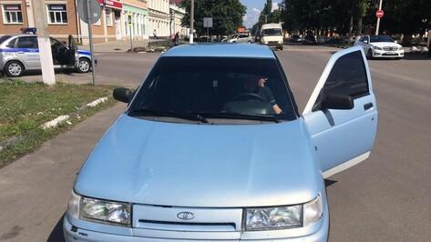 В Борисоглебске двух водителей арестовали за тонировку