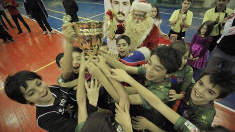 Футбольный турнир памяти Андрея Ликонцева выиграли мальчишки из испанской «Леванте»