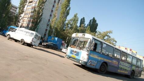 Власти Воронежа оценят перевозчиков баллами