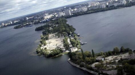 Воронежцы смогут перелететь через водохранилище на троллее