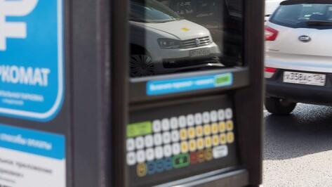 Воронежская прокуратура обязала мэрию привести в порядок платные парковки