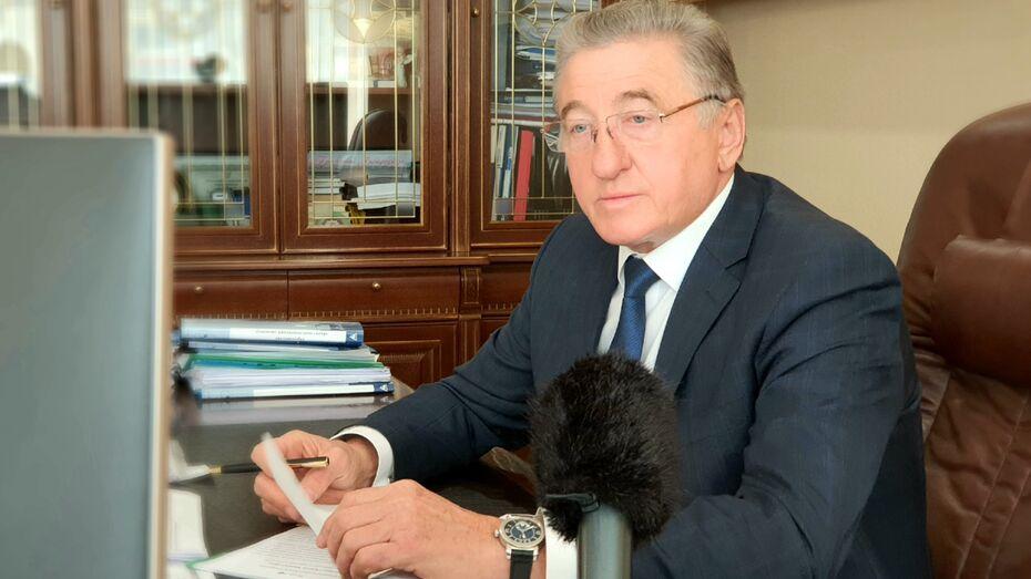 Сергей Лукин: «Наша задача – не только заниматься решением системных вопросов, но и оказывать адресную помощь»
