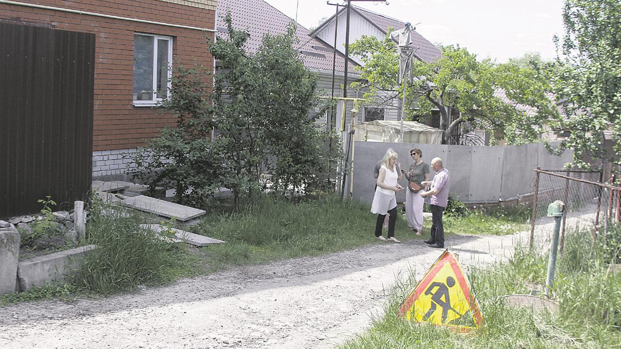 Отравленные отношения. Воронежец химичит во дворе своего дома и портит жизнь соседям