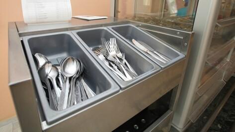 Губернатор потребовал устранить нарушения  в организации питания воронежских школьников