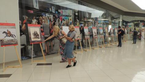 В Воронеже открылась выставка «Казачество на государевой службе»