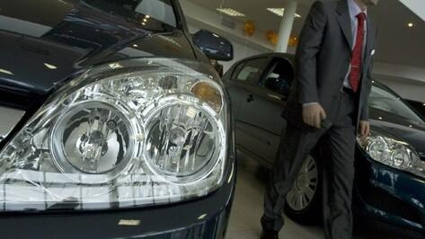 Воронежский продавец машин напал на свой же автосалон