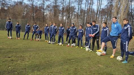 Воронежский «Факел» проведет открытую тренировку перед матчем с «Соколом»