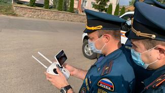 В Воронежской области в 2020 году беспилотная авиация пресекла более 100 правонарушений
