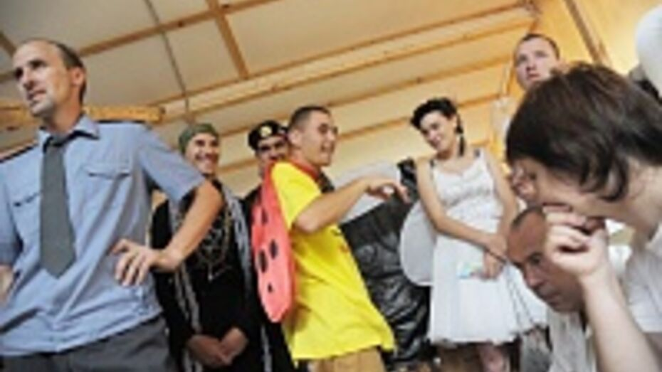Воронежские инвалиды показали «Радугу жизни»