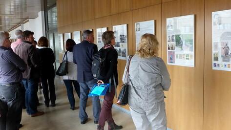 Выставка о литературных традициях Воронежа открылась в Берлине