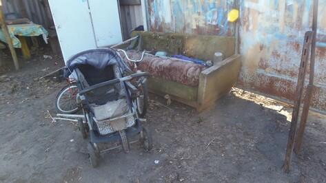 Жительница верхнемамонского села тратит на себя деньги своих детей-инвалидов