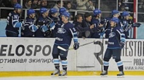 Воронежский «Буран» одержал первую домашнюю победу в 2014 году
