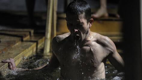 В Воронеже подготовят 7 мест для купания в крещенскую ночь