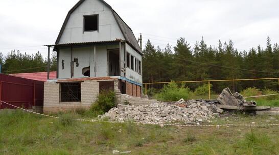 Стали известны подробности гибели детей под завалом в Воронежской области