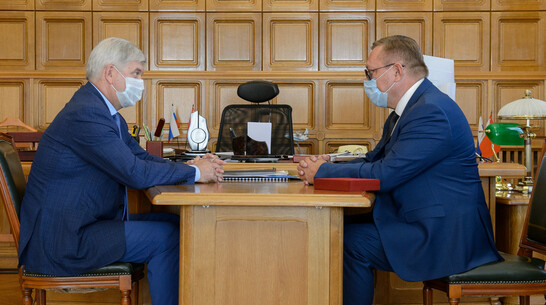 В Острогожске к концу 2021 года полностью решат проблему с нехваткой мест в яслях