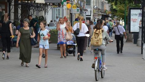 На проспекте Революции в Воронеже может появиться велодорожка