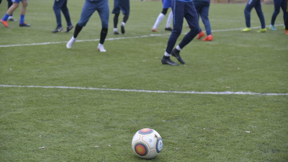 Воронежский «Факел» сыграл вничью с молодежной командой «Енисея» на сборе