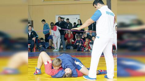 В Таловой пройдут соревнования юных самбистов