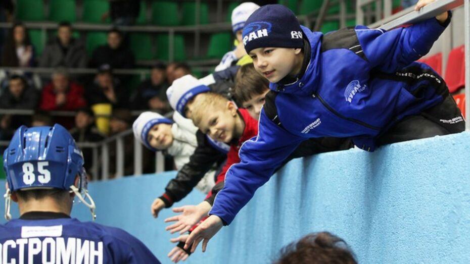 В четвертьфинале Кубка «Братины» воронежский «Буран» сразится со «Спутником» из Нижнего Тагила