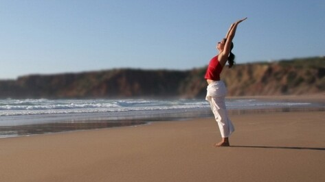 Воронежские йоги помогут больным детям