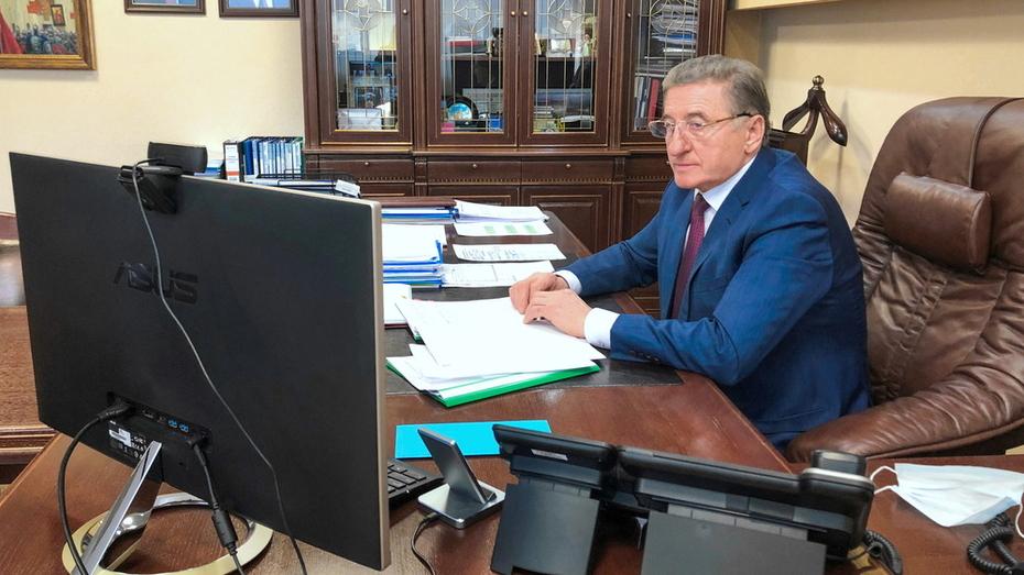 Воронежский сенатор Сергей Лукин: «Необходимо создать достойные условия жизни на селе»