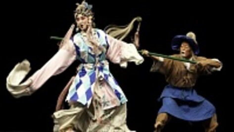 В Воронеже гастроли китайского театра «Ляонинь» перенесли на май