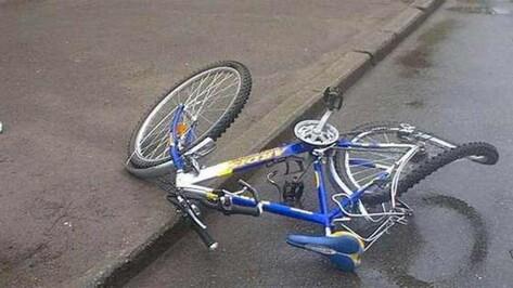 В Воронежской области в ДТП пострадал 14-летний велосипедист