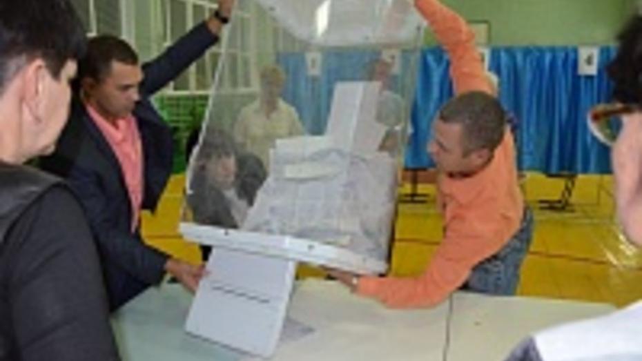В Павловском районе на выборах губернатора проголосовали 62,1 % избирателей