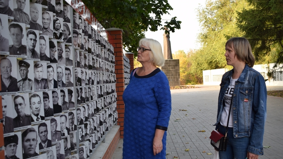 В Борисоглебске расширят мемориал «Парад победителей»