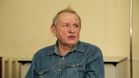 Музыкант «АукцЫона» Олег Гаркуша посетил в Воронеже общество анонимных алкоголиков