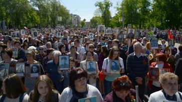 В акцию «Бессмертный полк» в Воронеже включат театральные элементы
