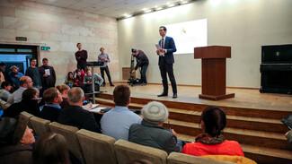 Воронежцы не дали разработчикам закончить презентацию проекта маршрутной сети