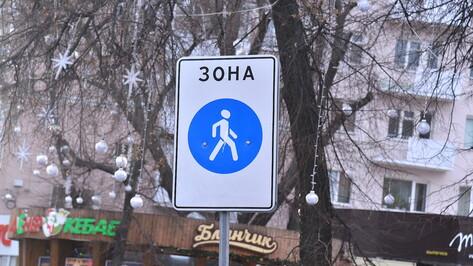 Десять пешеходов погибли в ДТП на дорогах Воронежа с начала 2021 года