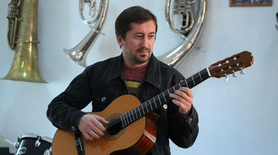Аннинский гитарист завоевал Гран-при международного фестиваля «Осенний блюз»